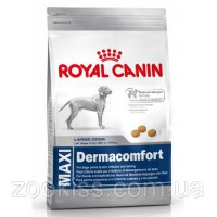 Royal Canin Maxi Dermacomfort 12кг