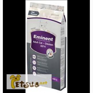 Eminent (эминент) adult cat chicken 32/14 - 2 кг