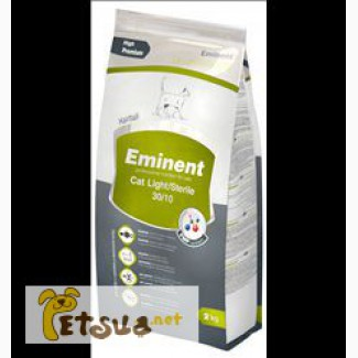 Eminent (эминент) cat light/sterile 30/10 - 2 кг