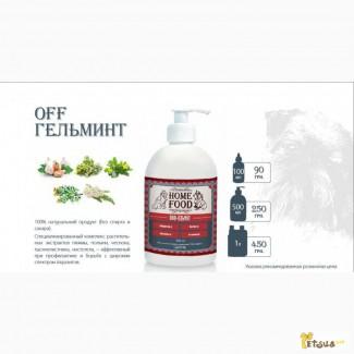 OFF Гельминт - специализированный комплекс раститель- ных экстрактов 250мл
