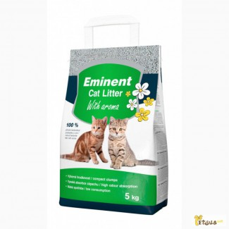 Eminent (эминент) cat litter aroma - 5кг