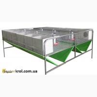 Клетки для кроликов (доставка по всей Украине)