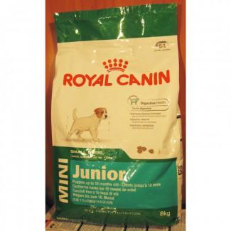 Сухой корм Royal Canin Роял канин Мини джуниор Mini Junior 8 кг