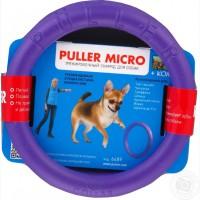 Collar Puller Micro (Пуллер) тренировочный снаряд для собак карликовых пород (2 кольца)