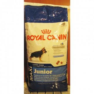 Royal Canin Роял канин Maxi Junior Макси джуниор 15 кг