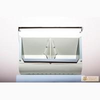 Бункерная кормушка для кроликов (двойная)