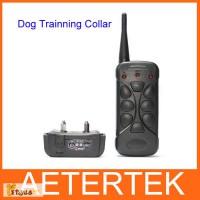 Электронный ошейник для дрессировки Aetertek AT-215 водонепроницаемый NEW