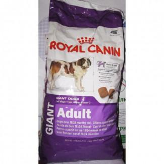 Royal Canin Роял канин Гигант эдалт Giant Adult корм 15 кг