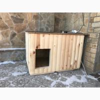 Будки для собаки купить, утепленные, декоративные и др