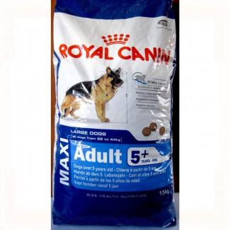 Сухой Royal Canin Роял канин Макси 5+ Maxi Adult 5+ 15 кг
