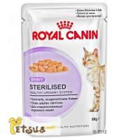 Royal Canin Sterrilised консерва для котов