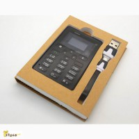 Телефон-кредитка Aeku M5 видеообзор по Киеву и Украине цена
