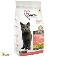 Корм для кошек 1st Choice Indoor Vitality Short hair (курица виталити)